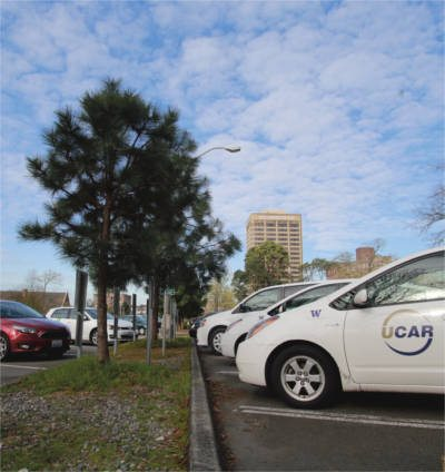 UCar Car Share program